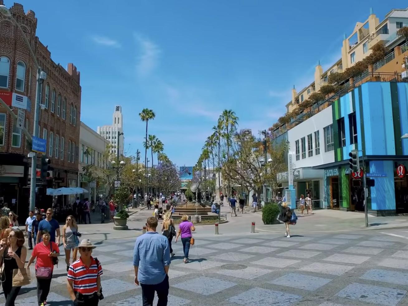 Third St. Promenade