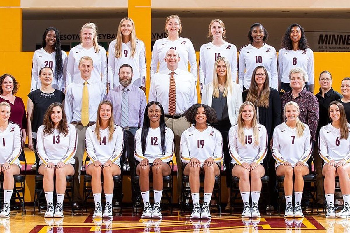 Minnesota Volleyball 2019 Team Preview The Daily Gopher