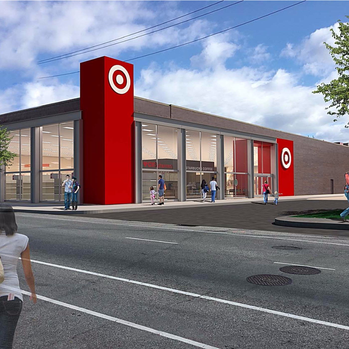 Target picks Northern Liberties for next small-format store - Curbed