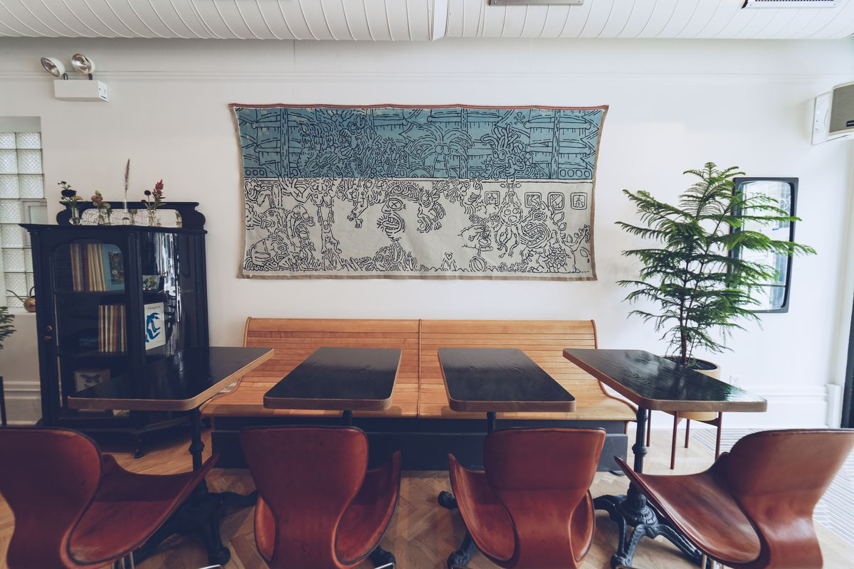 Four Letter Word Coffee Opens Logan Square Cafe With Turkish Coffee