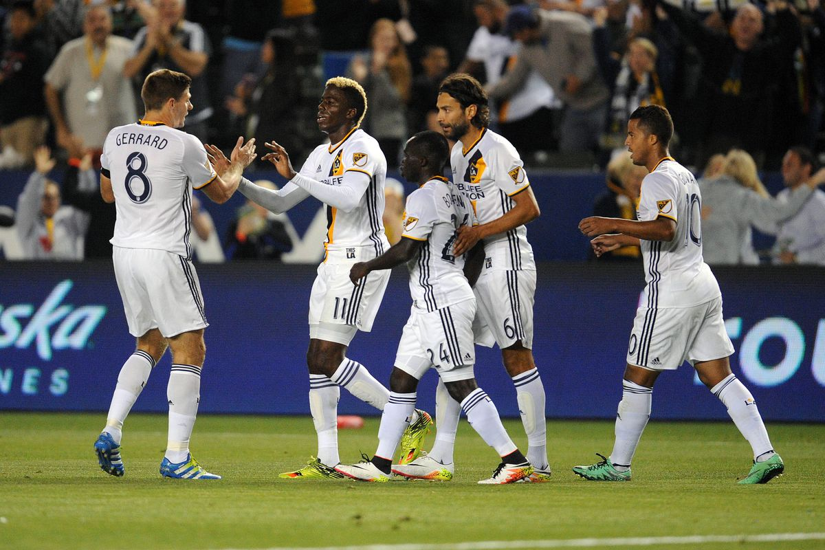 All of these guys got at least a goal or an assist against Real Salt Lake tonight.