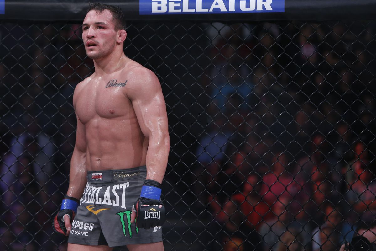 Yes, Michael Chandler is unapologetically in it for the money - MMA Fighting