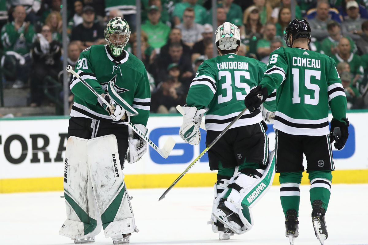 Stanley Cup Playoffs Open Thread: Monday May 6th
