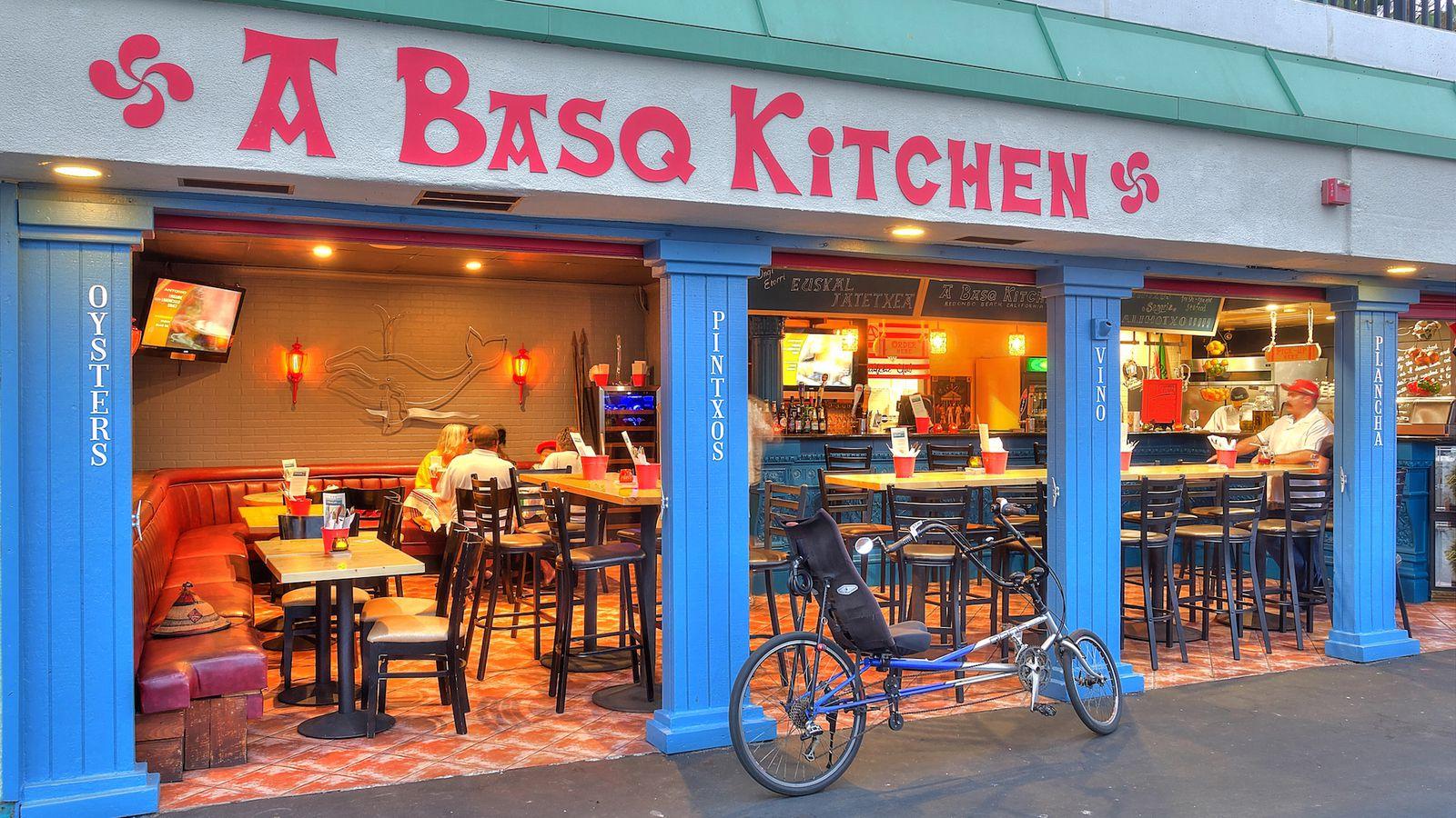Basq Kitchen Menu
