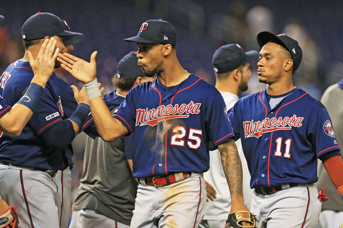 MLB: Minnesota Twins at Miami Marlins