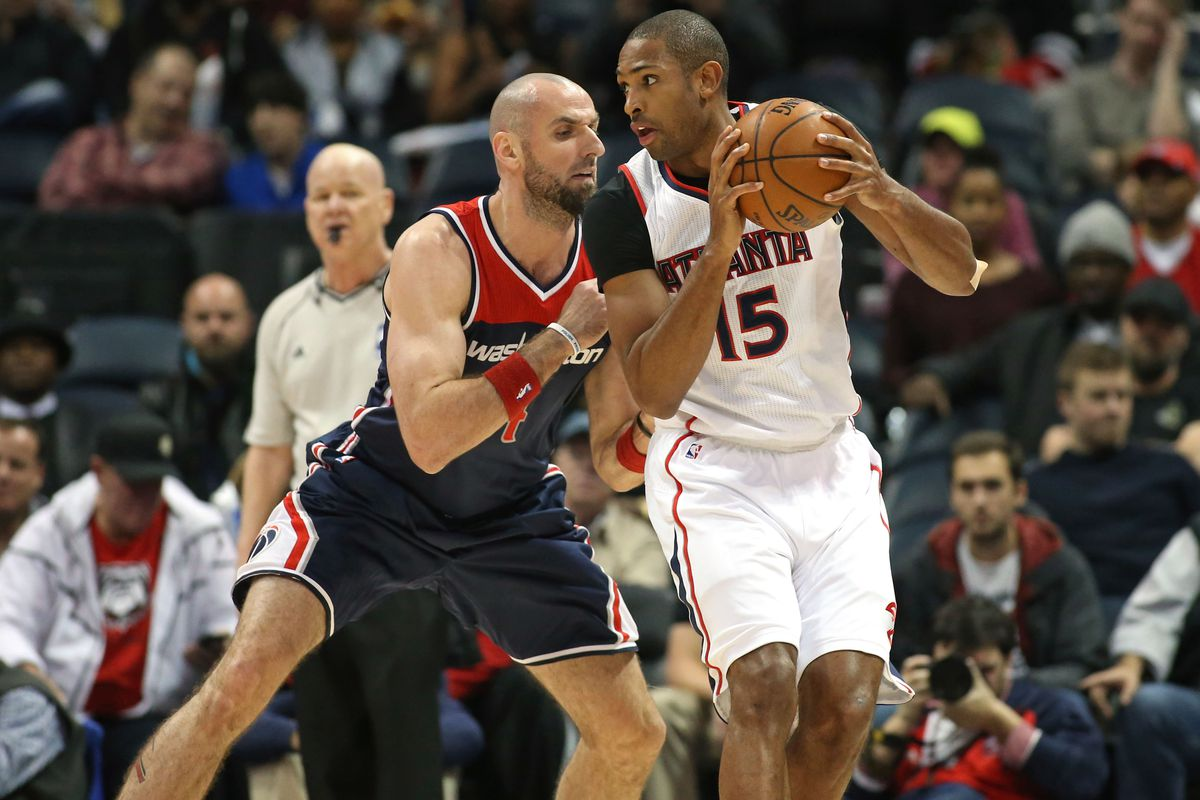 atlanta hawks vs. washington wizards, nba playoffs 2015: series