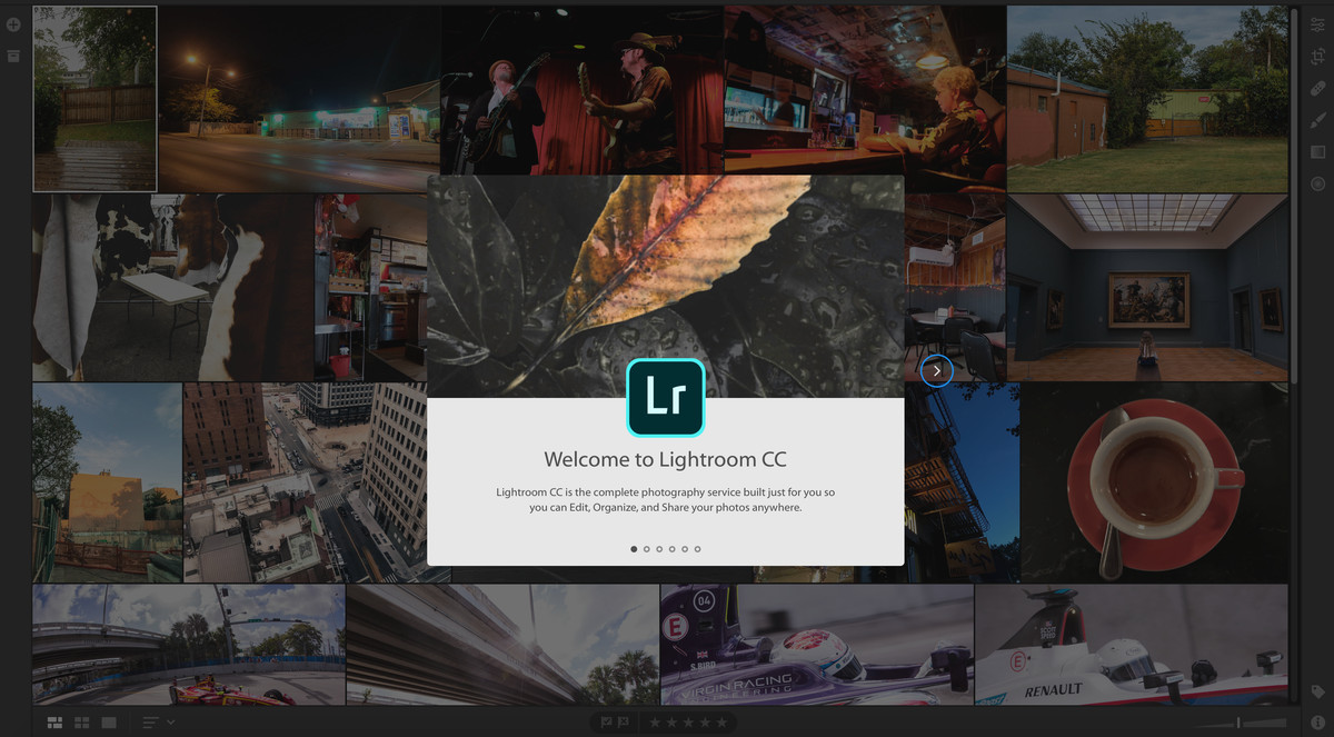 Adobe's new version of Lightroom lets you resume editing