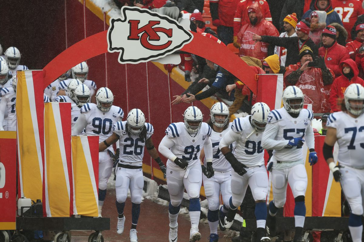 Indianapolis Colts Vs Kansas City Chiefs 2019 Week 5 Game