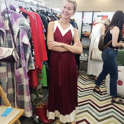 Natalie Joos, a New Yorker-turned-Angeleno, is responsible for a brilliant vintage style blog called Tales of Endearment. (Pro tip: she recently opened a Tales of Vintage pop-up in Venice!)