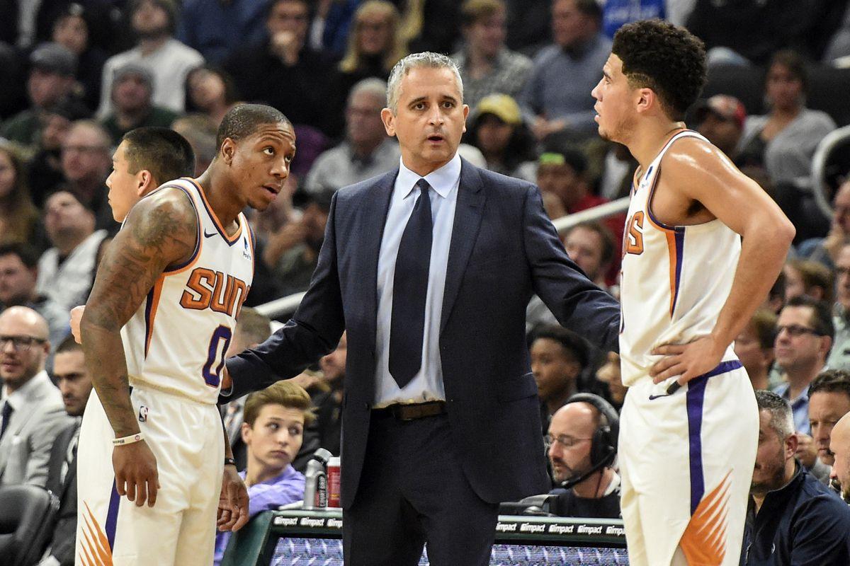 NBA: Phoenix Suns at Milwaukee Bucks