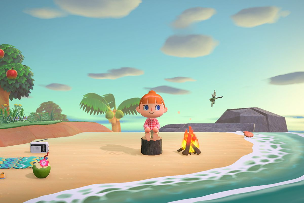 Animal Crossing New Horizons Does Your Island Have A Name Polygon