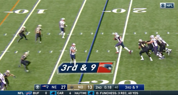 An Investigation Into The Patriots Struggles In The Red Zone Part 1 Pats Pulpit