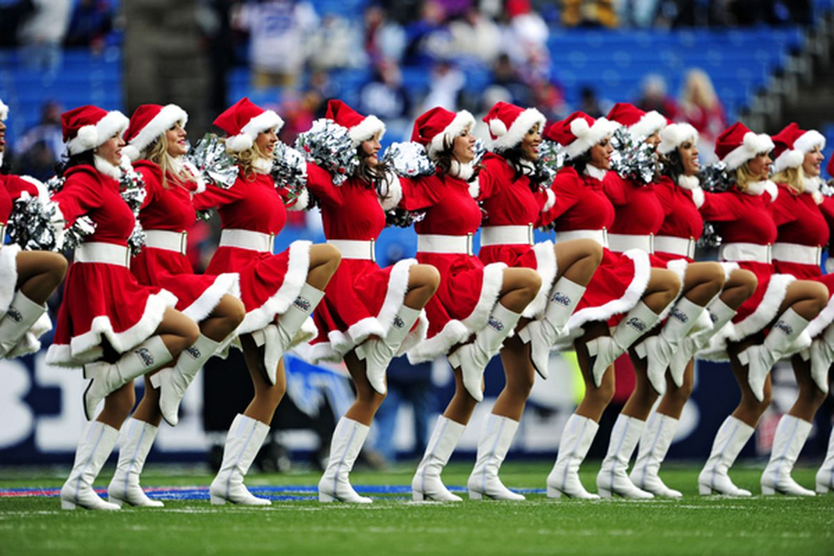 Camp-mas Eve is here!
