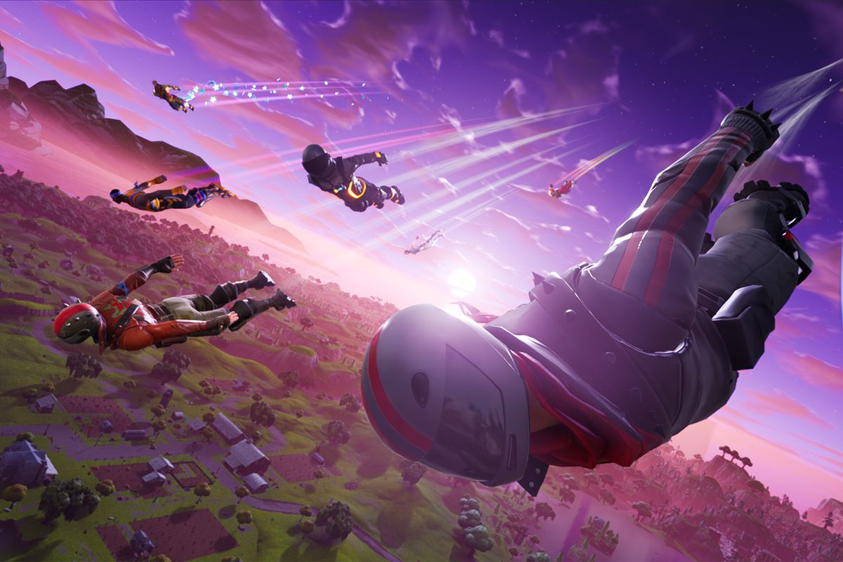 Fortnite PS4 cross-play is in open beta starting today - Polygon
