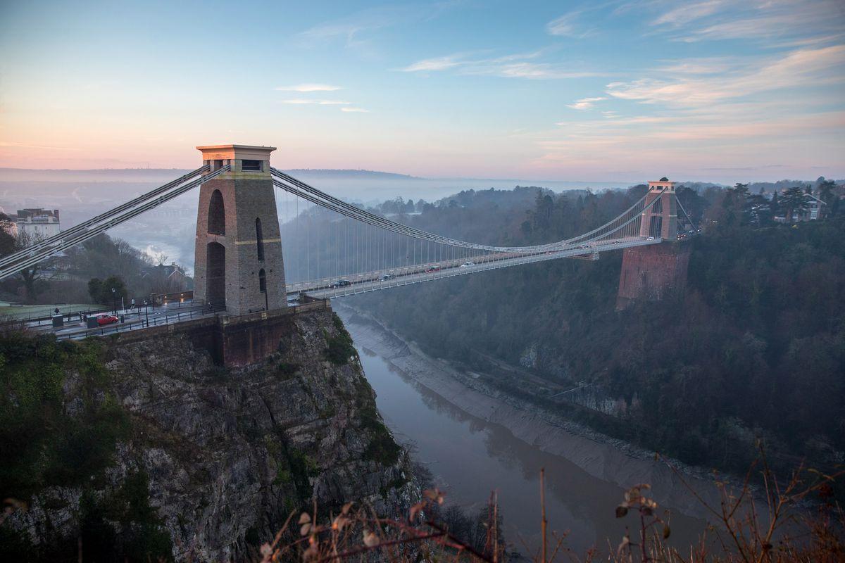 Freezing Fog Descends Across The UK