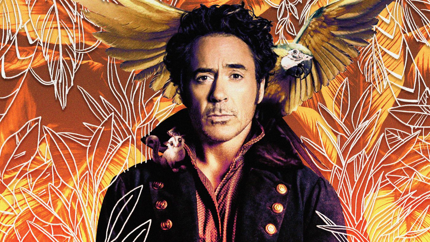 Robert Downey Jr.'s 'Dolittle' Is Just As Bizarre As You Would Imagine