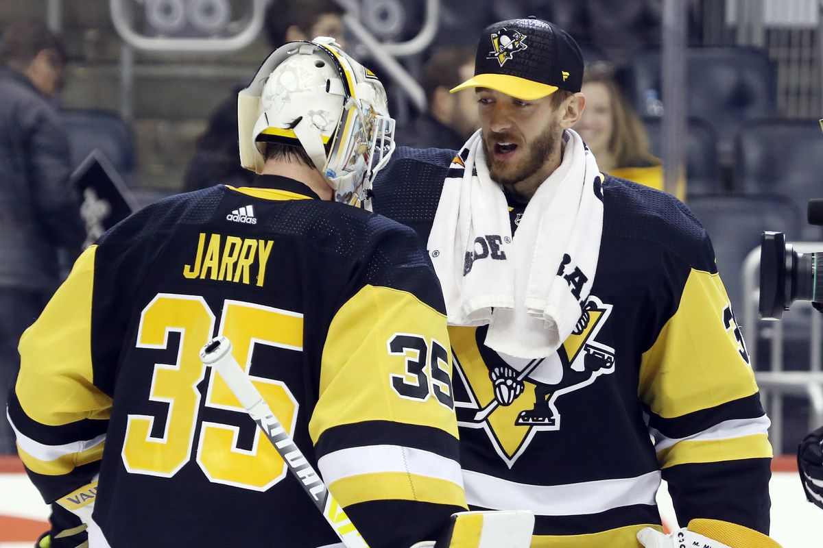 Murray Or Jarry A Decision Awaits For Jim Rutherford Pensburgh