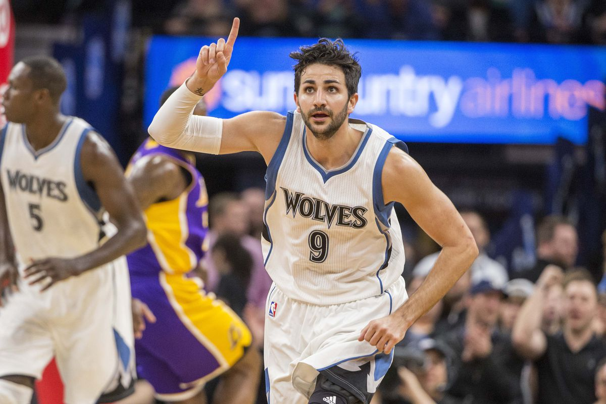 Lakers Vs. Timberwolves Final Score: Ricky Rubio Has