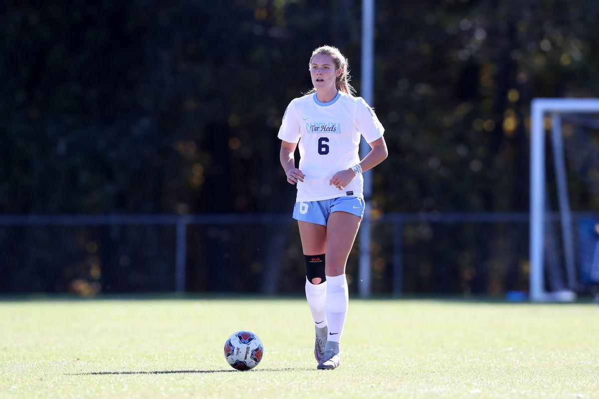 NCAA SOCCER: NOV 19 Women's Third Round - Princeton at North Carolina