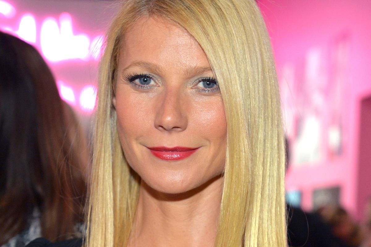Gwyneth Paltrow is right: there is a