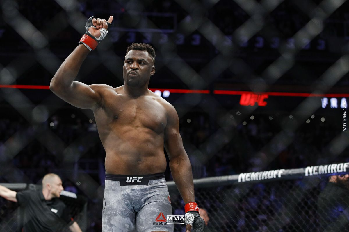Francis Ngannou joins the cast of 'Fast & Furious' 9