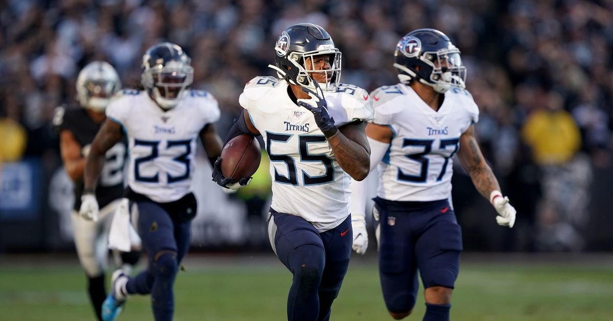 NFL Playoff Picture: Titans playoff odds skyrocket after blowout win in Oakland