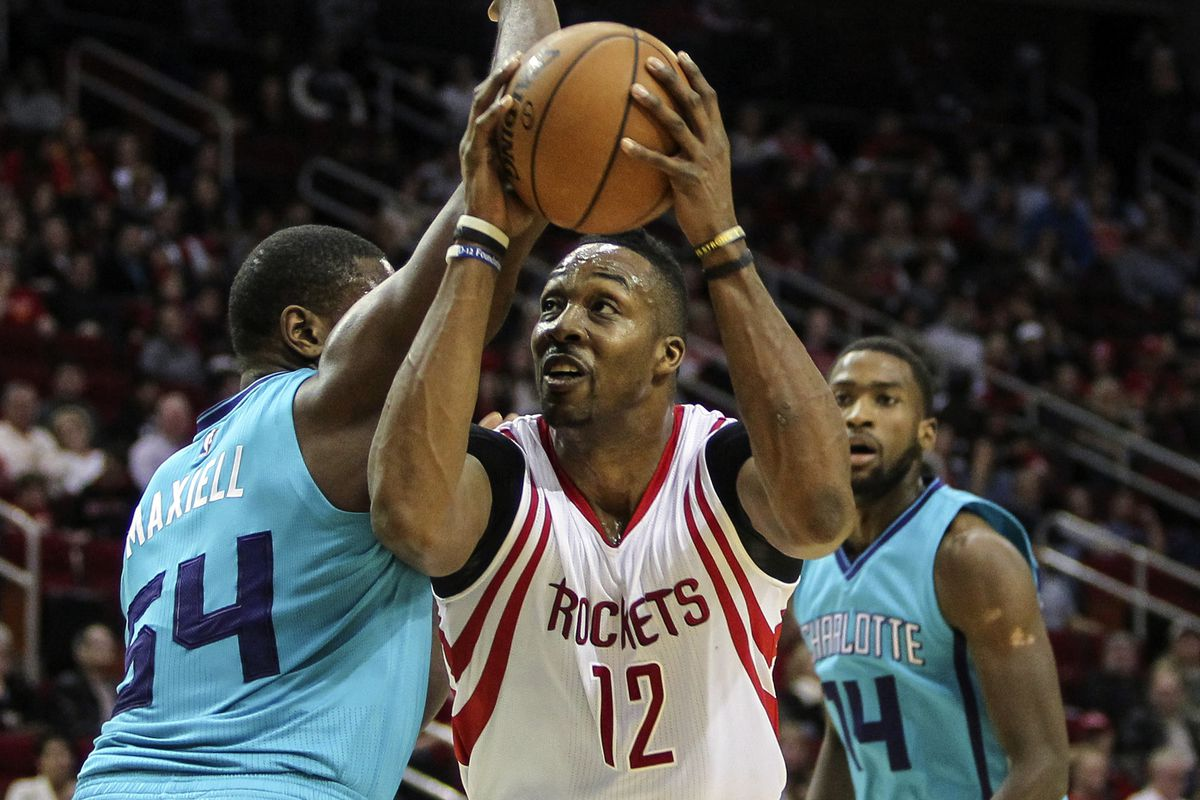 Houston rockets nba rumors - The Houston Rockets Are Discussing Dwight Howard To The Charlotte Hornets Troy Taormina Usa Today Sports