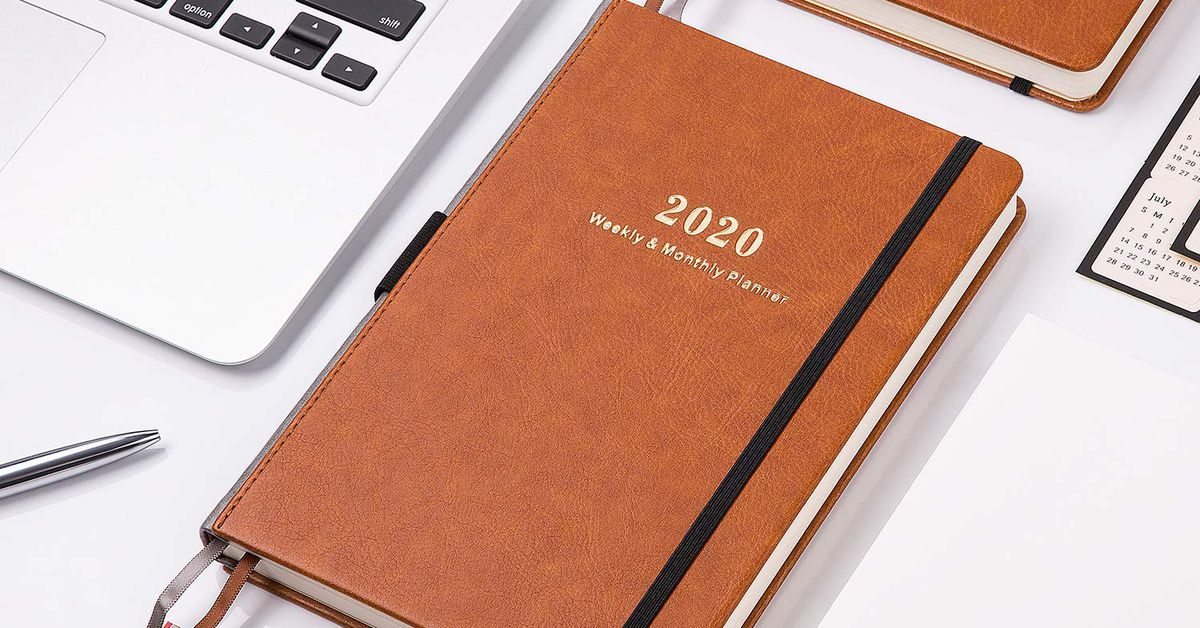 From The Strategist: The 10 Best Planners for 2020