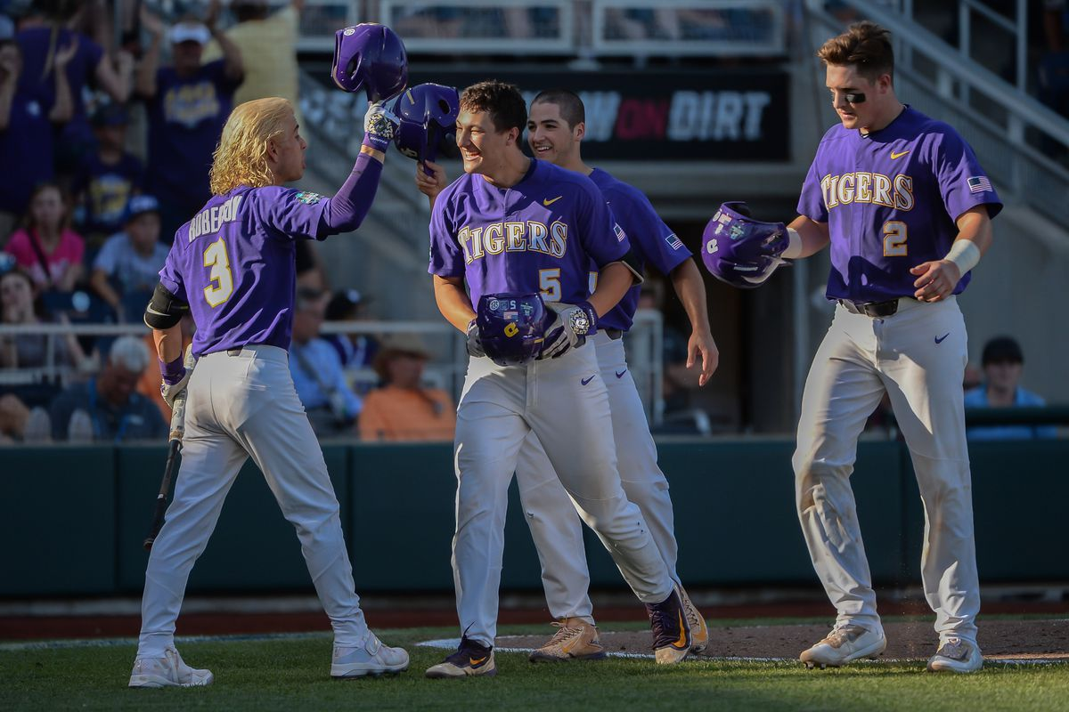LSU eliminates Oregon State, advances to final series