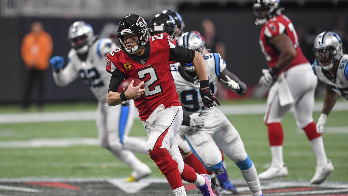 NFL: Carolina Panthers at Atlanta Falcons