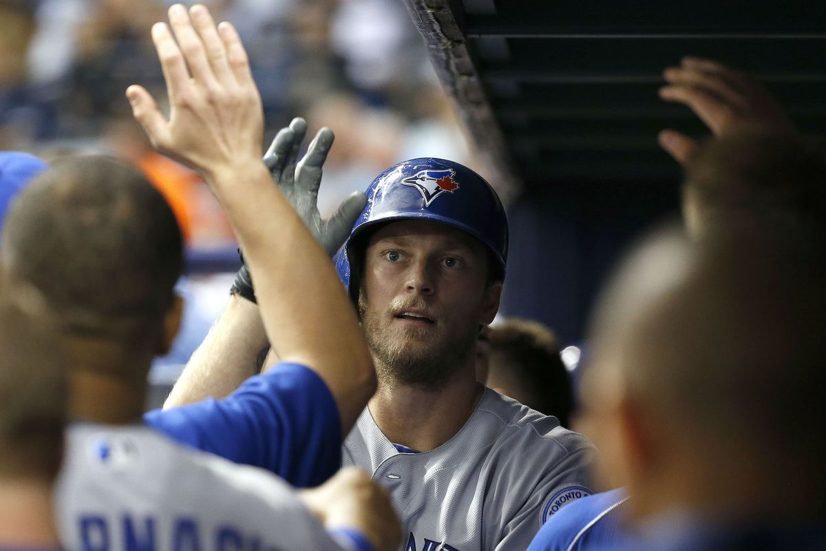 Michael Saunders and Josh Donaldson took Drew Smyly deep to put the Jays on top despite a great outing from him.