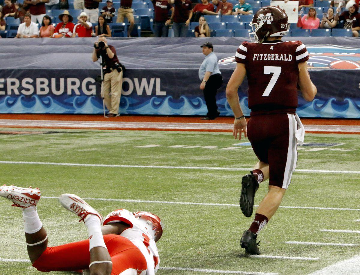 St Petersburg Bowl - Mississippi State v Miami Ohio