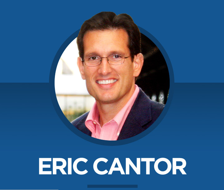 Eric Cantor webpage