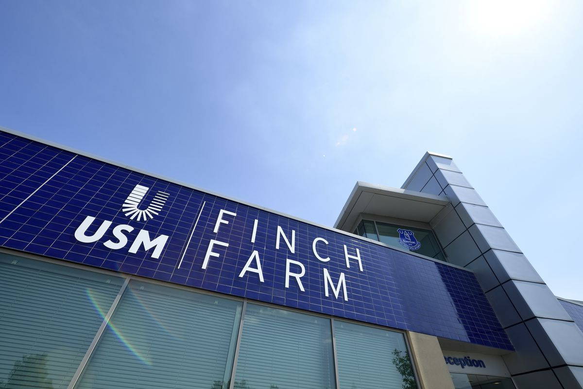 General Views of the Exterior of USM Finch Farm