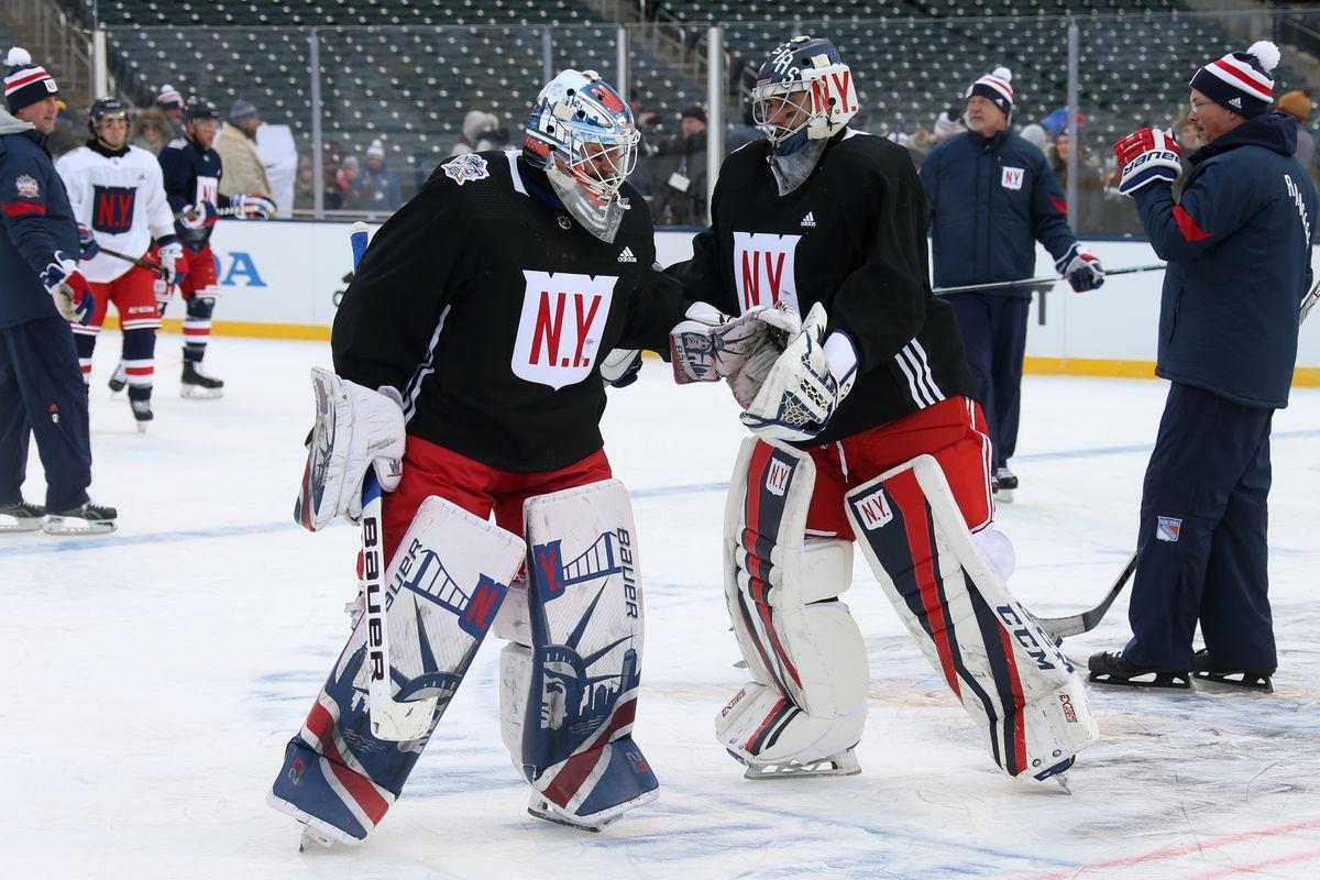 New York Rangers Game Score Report  A Recap of Games 31 through 40 ... a25a615c5