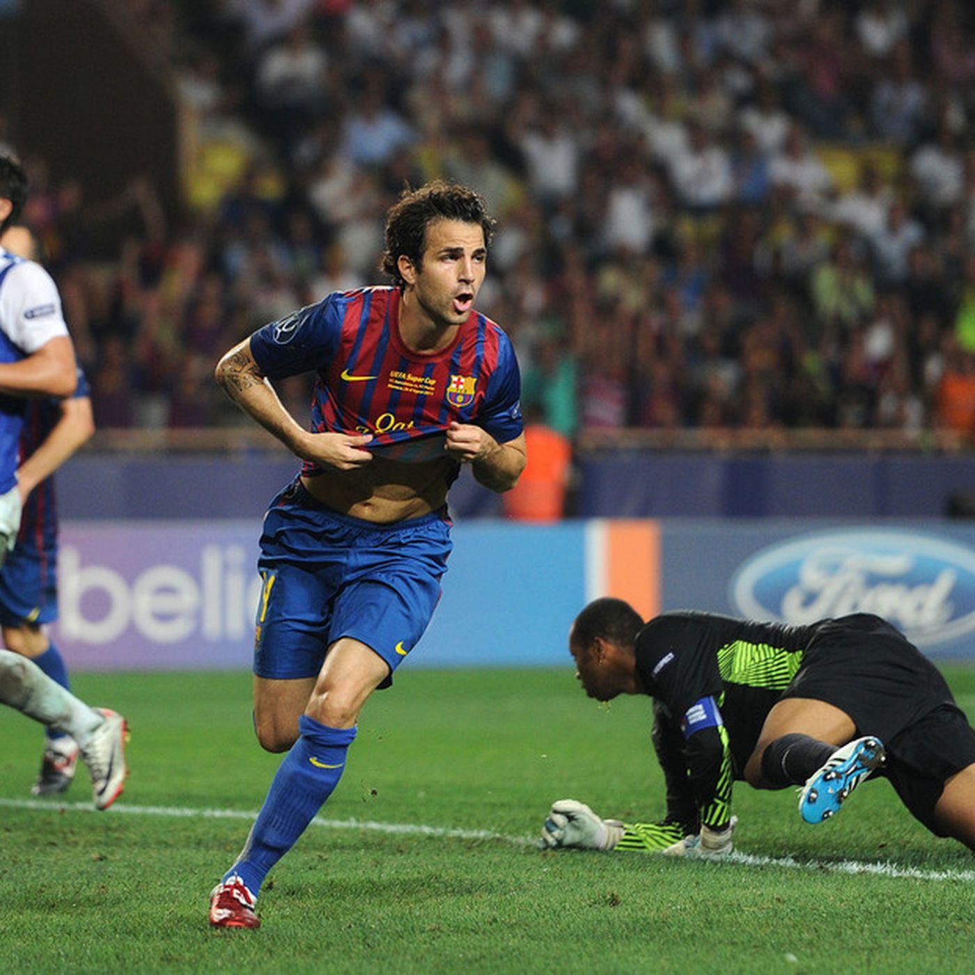 Fc Barcelona 2011 12 Season In Review Cesc Fabregas Barca Blaugranes