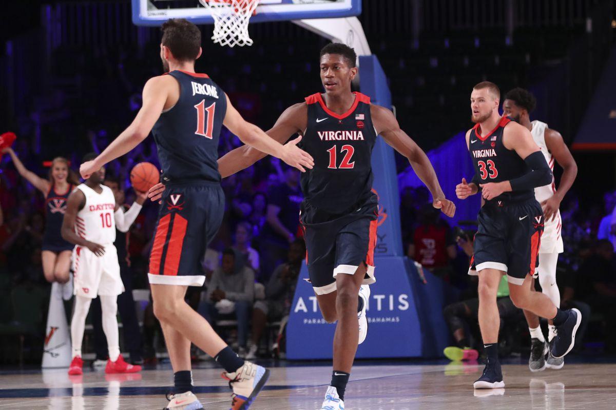 NCAA Basketball: Battle 4 Atlantis-Dayton vs Virginia