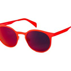 """Italia Indepedent I-Ace Sunglasses (<a href=""""http://rsvpgallery.com/womens/italia-independent-i-ace-sunglasses-orange.html"""">$107.50, down from $215.00</a>)"""