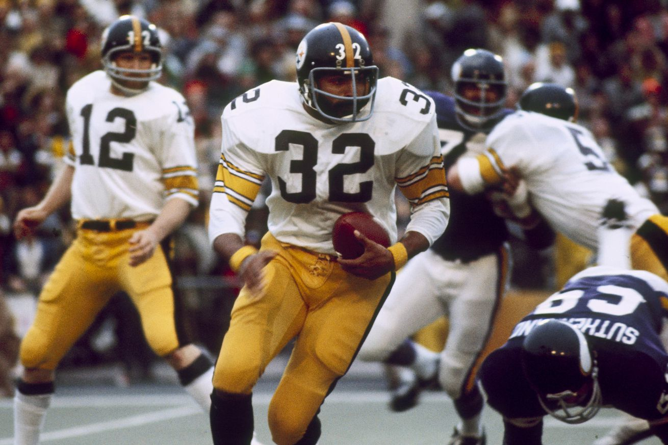 Super Bowl IX - Pittsburgh Steelers vs Minnesota Vikings - January 12, 1975