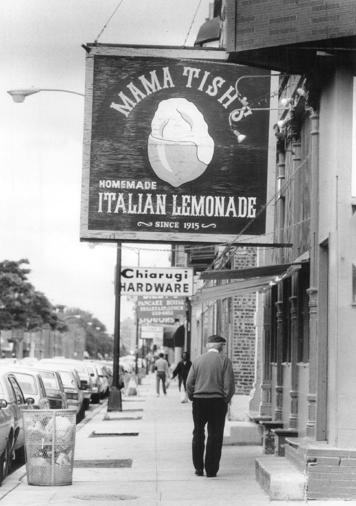 Taylor Street in Little Italy| Sun-Times Archives