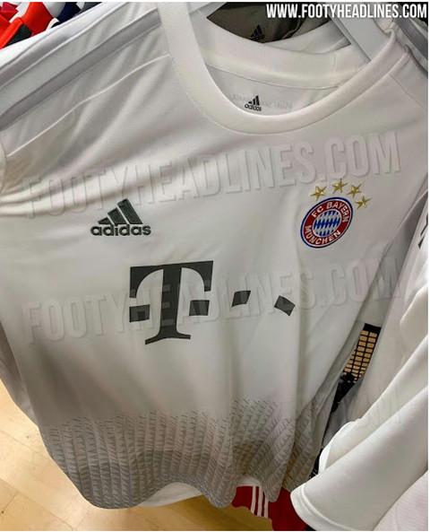 super popular 03faf 242f4 KIT LEAK: Bayern Munich's 2019/2020 away kit (UPDATE ...