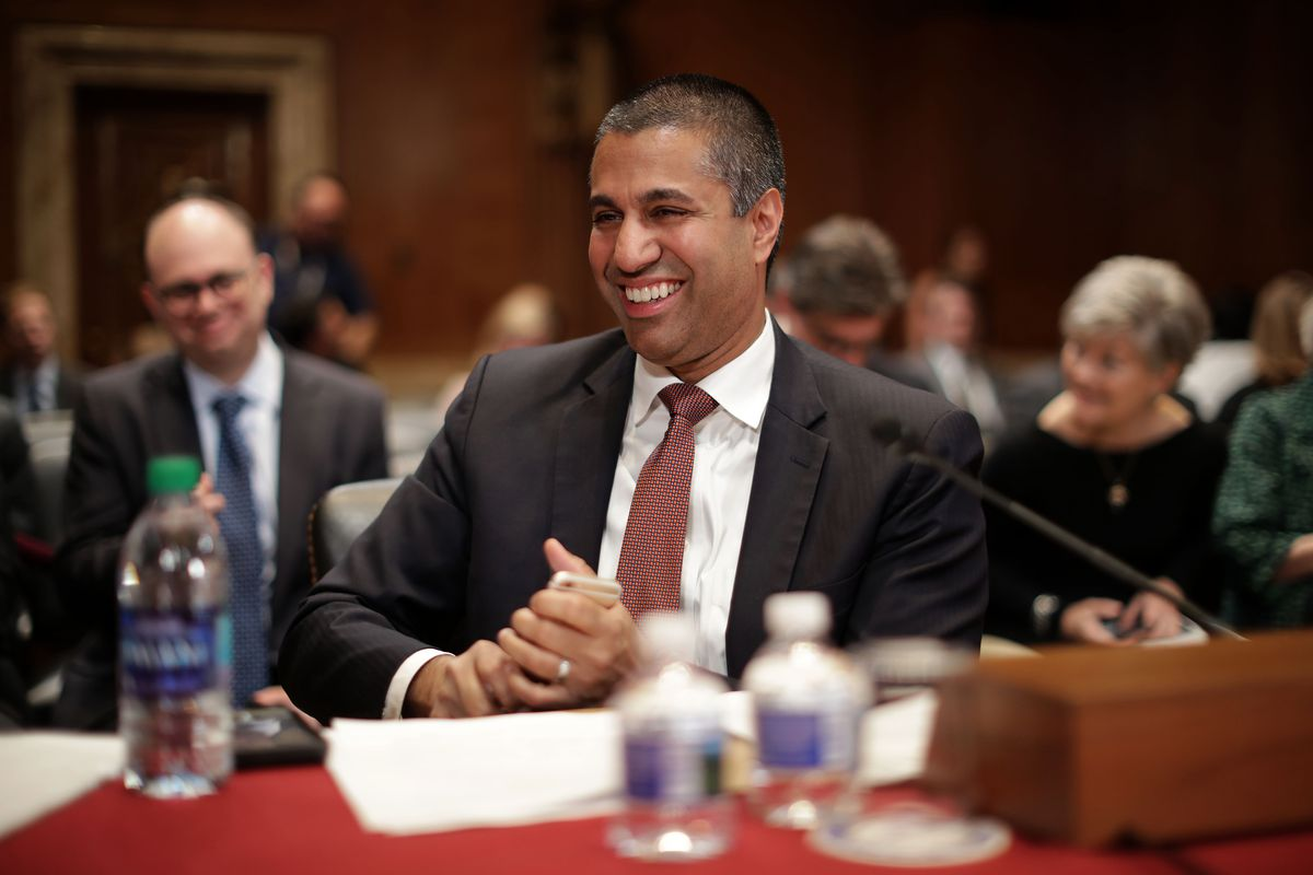 FTC Chairman Ajit Pai Testifies On Proposed Budget Estimates Before The Senate Appropriations Committee