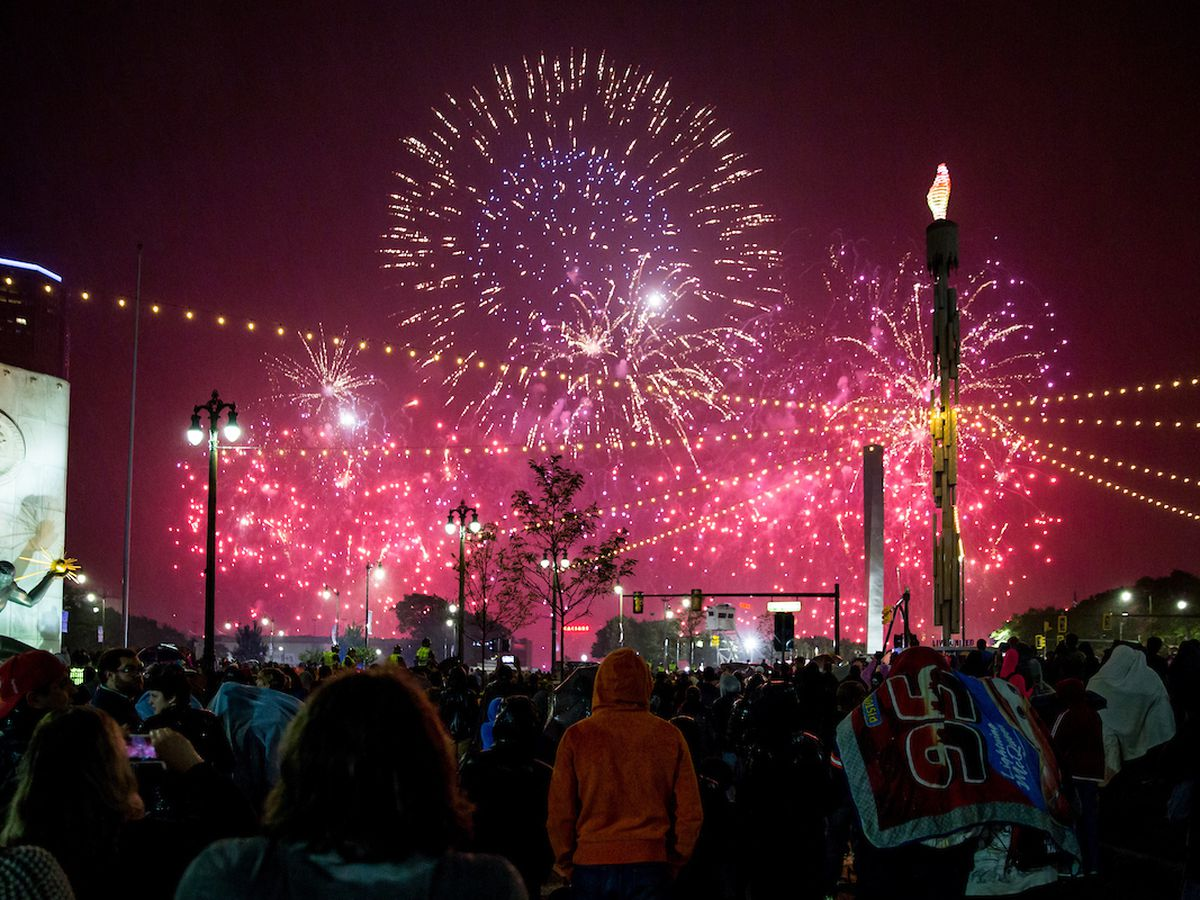 Ford Fireworks Detroit 2019: Where to watch Forth of July