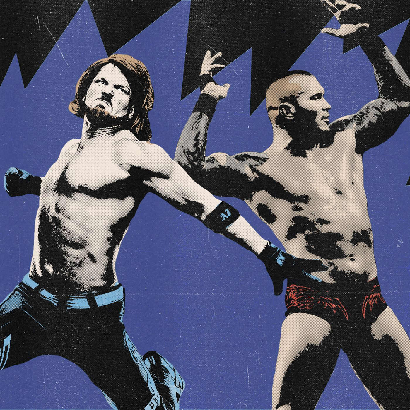 WrestleMania 35' Preview: AJ Styles vs  Randy Orton - The Ringer