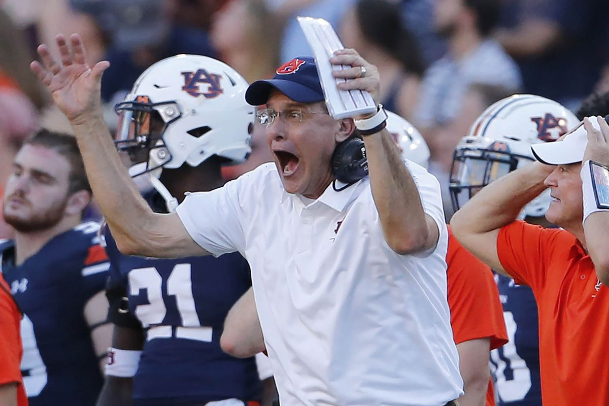 631edb07 Furious college football fans react to Week 3, led by the Auburn ...
