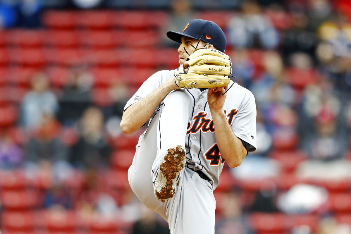 Detroit Tigers v Boston Red Sox - Game One
