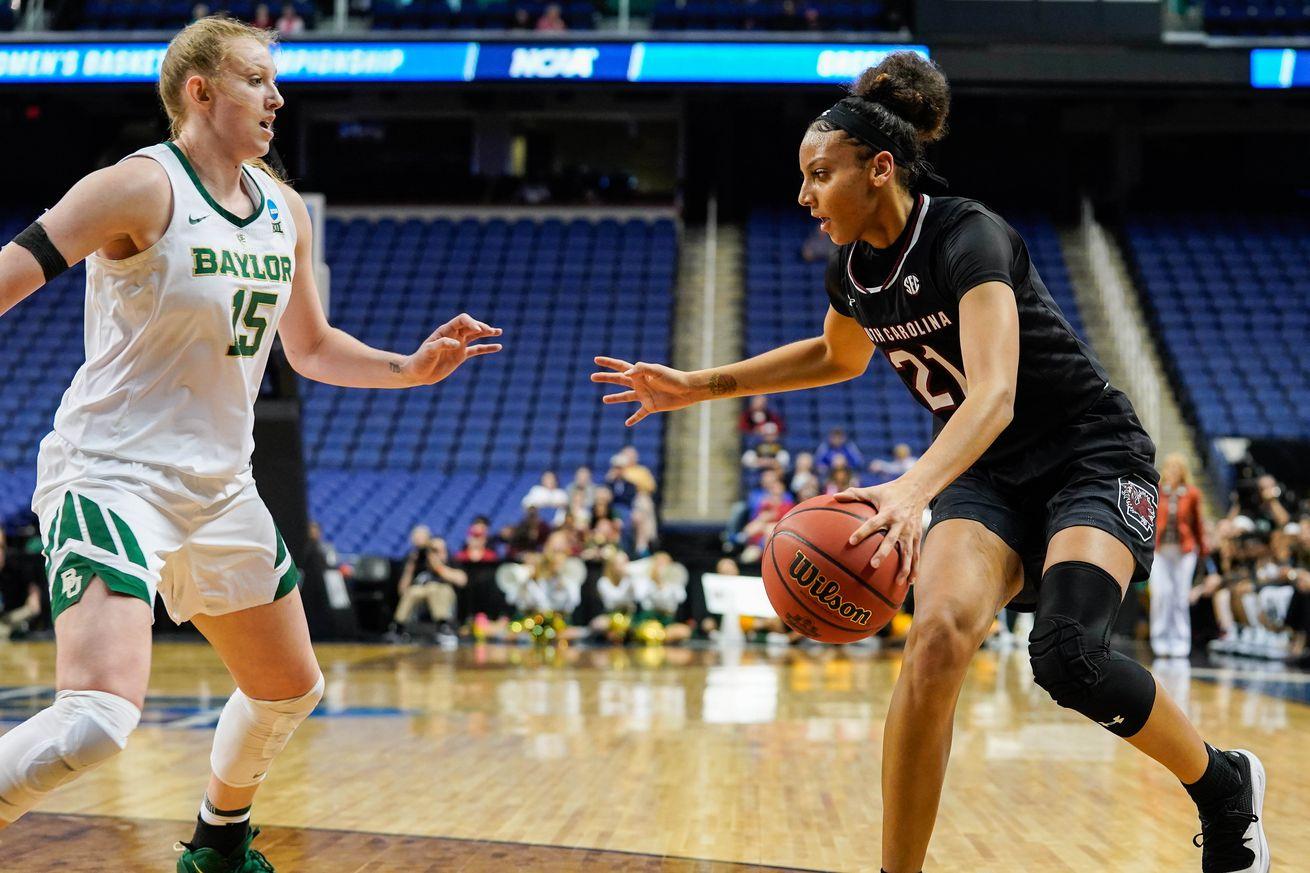 NCAA Womens Basketball: NCAA Tournament-Greensboro Regional - Baylor vs South Carolina