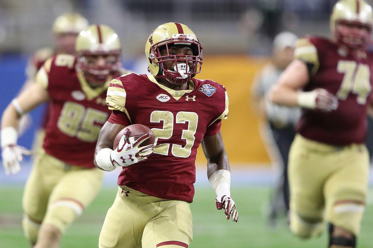 Quick Lane Bowl - Boston College v Maryland