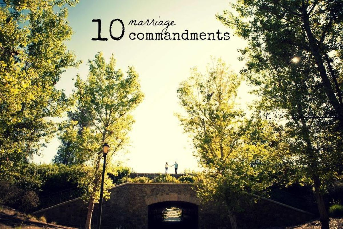 Heather Hale shares 10 tips for improving marriages.