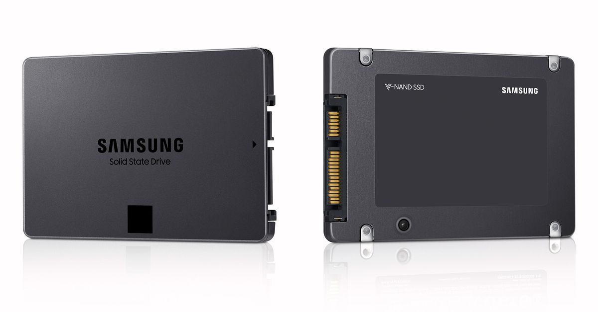 Samsung is about to make 4TB SSDs and mobile storage cheaper - The Verge